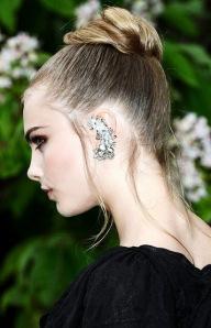 Chanel Ear Cuff
