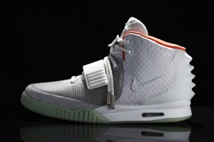 Nike's Air Yeezy 2