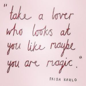 Love is...Magic