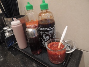 Condiments A-Plenty