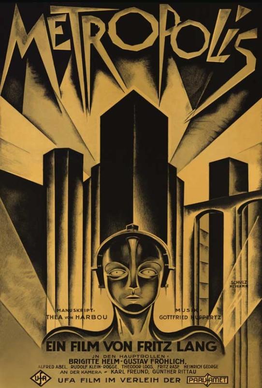 Metropolis Nail Inspiration