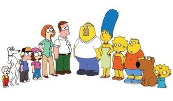 Family Guy + The Simpsons Crossover Special