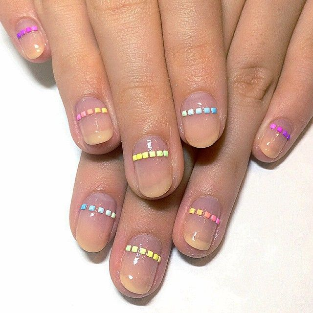 Straight Outta Toyko Next Level Nail Art The Pop Culture Rainman