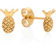 Lee Renee Pineapple Studs