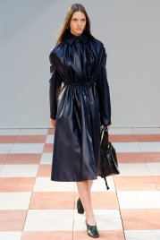 Stunning Blue Celine Coat