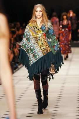 Burberry Prorsum ready to wear fall winter 2015 in london