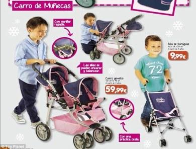 Spanish Advert