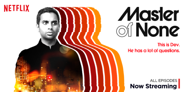 Master of None Mention the Soundtrack