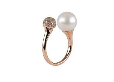 Mark Lash Rose Gold Ring